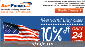 Memorial Day Super Sale