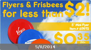 Flyers & Frisbees
