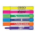 Promotional liqui-mark-broadline-highlighters