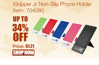 iGripper Jr Non-Slip Phone Holder