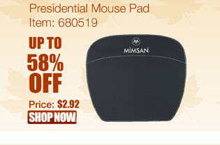 Presidential Mouse Pad