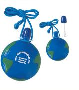 Global Bubble Necklace