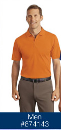 Port Authority Silk Touch Interlock Polo