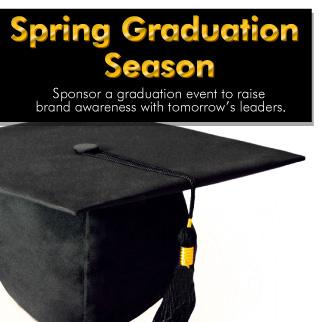 Spring Graduation Season