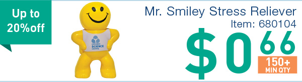Mr. Smiley Stress Reliever