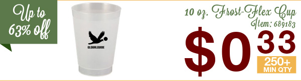 10 OZ Frost-Flex Cup