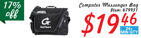 Computes Messenger Bag