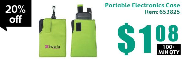 Portable Electronics Case