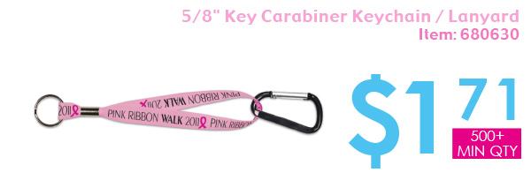 """5/8"""" Kety Carabiner Keychain /Lanyard"""