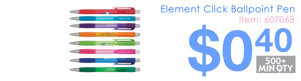 Element Click Ballpoint Pen