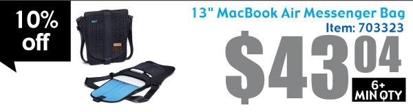 """13"""" MacBook Air Messenger Bag"""